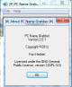 PC Name Grabber 2.0.2 full screenshot