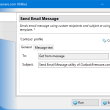 Send Email Message for Outlook 4.5 full screenshot