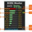 BOINC Monitor 9.70 full screenshot