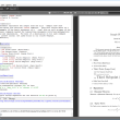 Texmaker Portable 5.0.1 full screenshot