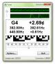 Tuner for Mac OS X 1.03 full screenshot