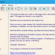 MemPad 3.62 full screenshot