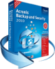 Acronis Backup and Security 2010 build 4050 full screenshot