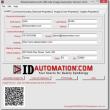 Linear Barcode Image Generator 15.08 full screenshot