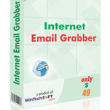 Internet Email Grabber 6.3.3.33 full screenshot
