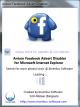 Free Facebook Advertisement Disabler 1.0 full screenshot