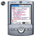 English Dictionary & Thesaurus by Ultralingua for Palm 6.1 full screenshot