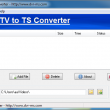 WTV to TS Converter 1.3.1 full screenshot