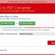 Convert Outlook MSG Files to PDF 6.2.1 full screenshot