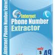 Internet Phone Number Extractor 6.8.5.28 full screenshot