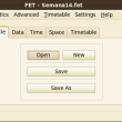 FET for Linux, Mac OS X 5.32.2 full screenshot