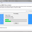 Mbox to Outlook Transfer 5.0.4.0 full screenshot
