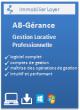 Logiciel AB-Gerance Gestion Locative Professionnelle 3.0 full screenshot