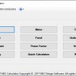 Electrc 2014 NEC Calculator 1.4 full screenshot