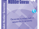Number Generator Software 8.6.1.22 full screenshot