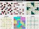 Magnum Opus Crosswords++ 20140805 full screenshot