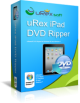uRex iPad DVD Ripper 2.1 full screenshot