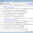 SMS Enabler: receive SMS on PC 2.6.9 full screenshot