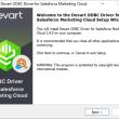 Salesforce Marketing Cloud (ExactTarget) ODBC Driver (32/64 bit) 1.1 full screenshot