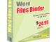 Word File Binder 3.5.0 full screenshot