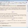 LyX 2.0.6 full screenshot