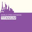 GeoDataSource World Cities Database (Titanium Edition) August.2017 full screenshot