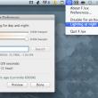 Flux for Mac OS X 6.1.13 full screenshot