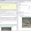 HomeWiki 1.0.3.1 full screenshot