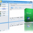 GiliSoft File Lock 9.3 full screenshot