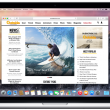 Safari for Mac OS X 10.1 full screenshot