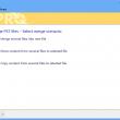 PST Merger 1.01 full screenshot