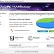 Chris-PC RAM Booster 4.10 full screenshot
