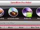 SpeedBurn Disc Maker 7.8.5 full screenshot