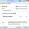 DBF to DBF Converter 3.25 full screenshot