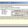 Google Translator Boomerang 1.09.01 full screenshot