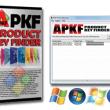 PKF Product Key Finder 2.4.1.0 full screenshot