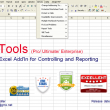 MTools Excel Addin 1.10 full screenshot