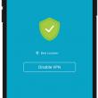 hide.me VPN for iOS 2.3 full screenshot