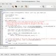 Geany 1.31 full screenshot