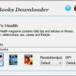 FSS Google Books Downloader 1.9.0.6 full screenshot