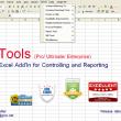 MTools Enterprise Excel Tools 1.10 full screenshot