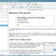 The Journal 7 full screenshot