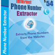 Internet Phone Number extractor 6.8.3.28 full screenshot