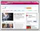 Pink Crayon Internet Explorer Theme .9 full screenshot
