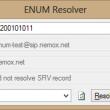 ENUM Resolver 1.3.2 full screenshot