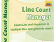 Line Count Manager 3.6.7.25 full screenshot