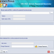 SQL Server Password Recovery 2 full screenshot