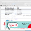 Thunderbird for Mac 52.6.0 full screenshot