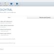 Arclab Dir2HTML 3.1 full screenshot