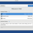 Tails OS 3.7 full screenshot